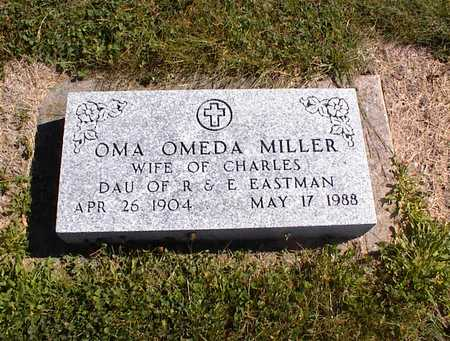 MILLER, OMA OMEDA - Guthrie County, Iowa | OMA OMEDA MILLER