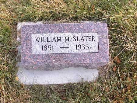SLATER, WILLIAM MURPHEY - Guthrie County, Iowa | WILLIAM MURPHEY SLATER