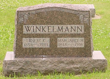 FUHRMAN WINKELMANN, MARGARET M. - Guthrie County, Iowa | MARGARET M. FUHRMAN WINKELMANN