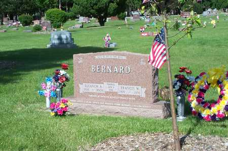 BERNARD, ELEANOR - Hamilton County, Iowa | ELEANOR BERNARD