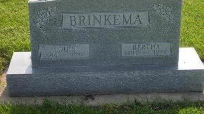 BRINKEMA, LOUIS - Hamilton County, Iowa | LOUIS BRINKEMA