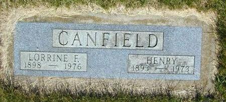 CANFIELD, HENRY - Hamilton County, Iowa | HENRY CANFIELD