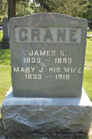 ELLER CRANE, MARY JANE - Hamilton County, Iowa | MARY JANE ELLER CRANE