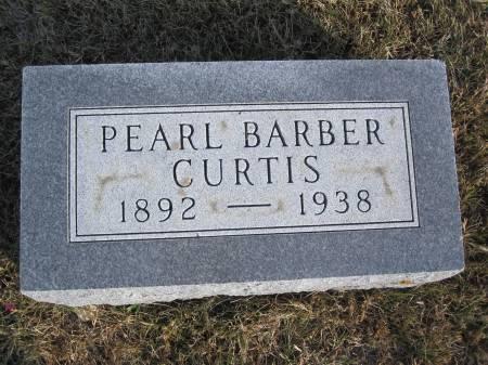 CURTIS, EDNA PEARL - Hamilton County, Iowa | EDNA PEARL CURTIS