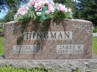 DINGMAN, JAMES WILLIAM - Hamilton County, Iowa | JAMES WILLIAM DINGMAN