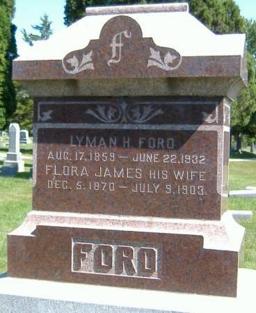 FORD, LYMAN HANOVER - Hamilton County, Iowa | LYMAN HANOVER FORD