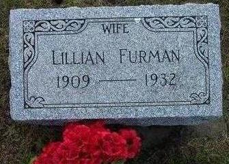 FURMAN, LILLIAN - Hamilton County, Iowa | LILLIAN FURMAN