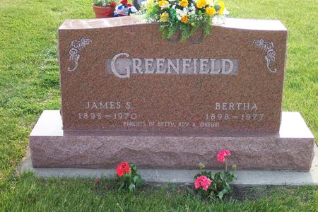 GREENFIELD, JAMES S. - Hamilton County, Iowa | JAMES S. GREENFIELD