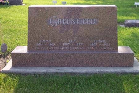 GREENFIELD, SIMON - Hamilton County, Iowa | SIMON GREENFIELD