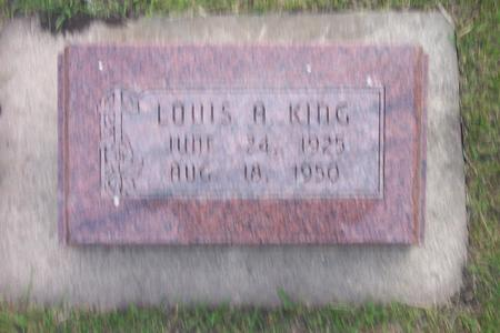 KING, LOUIS A. - Hamilton County, Iowa | LOUIS A. KING