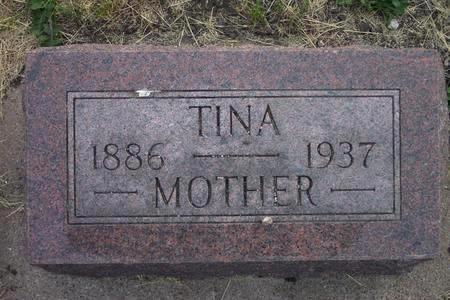 KLAVER, TINA - Hamilton County, Iowa | TINA KLAVER