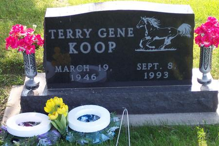 KOOP, TERRY GENE - Hamilton County, Iowa | TERRY GENE KOOP