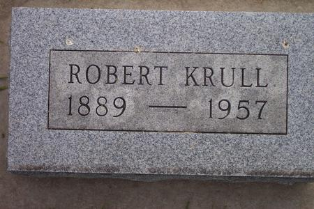 KRULL, ROBERT - Hamilton County, Iowa | ROBERT KRULL