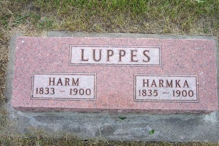 LUPPES, HARM - Hamilton County, Iowa | HARM LUPPES