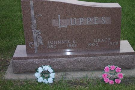 LUPPES, GRACE - Hamilton County, Iowa | GRACE LUPPES