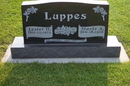 LUPPES, MAVIS A. - Hamilton County, Iowa | MAVIS A. LUPPES