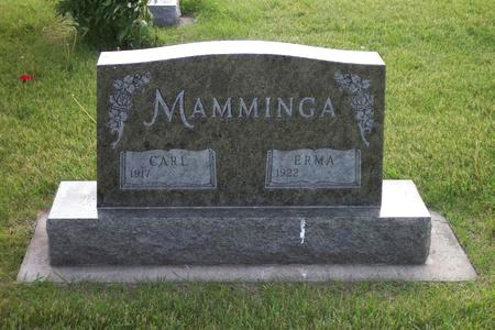 MAMMINGA, ERMA V. - Hamilton County, Iowa | ERMA V. MAMMINGA