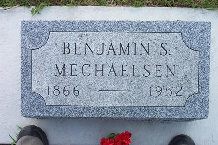 MECHAELSEN, BENJAMIN S. - Hamilton County, Iowa | BENJAMIN S. MECHAELSEN