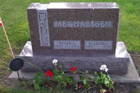 MECHAELSEN, H. LEONA - Hamilton County, Iowa | H. LEONA MECHAELSEN