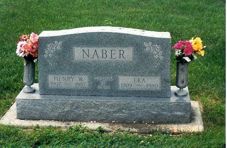 NABER, EKA - Hamilton County, Iowa | EKA NABER