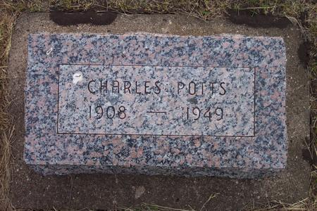 POTTS, CHARLES - Hamilton County, Iowa | CHARLES POTTS