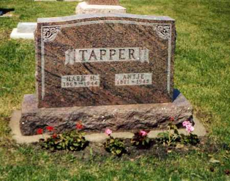 TAPPER, HARM - Hamilton County, Iowa | HARM TAPPER