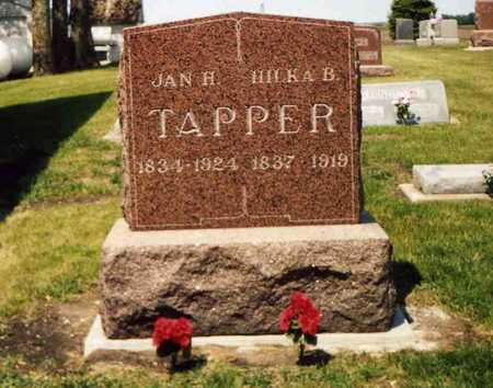 TAPPER, JANS - Hamilton County, Iowa | JANS TAPPER
