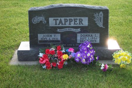 TAPPER, JOHN T. - Hamilton County, Iowa | JOHN T. TAPPER
