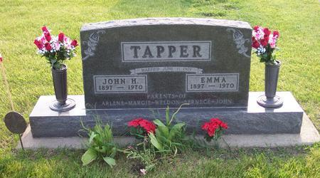 TAPPER, JOHN H. - Hamilton County, Iowa | JOHN H. TAPPER