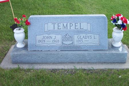 TEMPEL, JOHN J. - Hamilton County, Iowa | JOHN J. TEMPEL