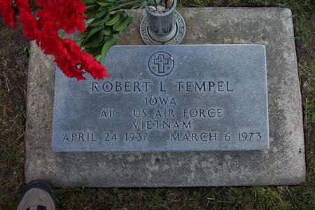 TEMPEL, ROBERT L. - Hamilton County, Iowa | ROBERT L. TEMPEL