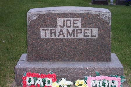 TRAMPEL, JOE - Hamilton County, Iowa | JOE TRAMPEL