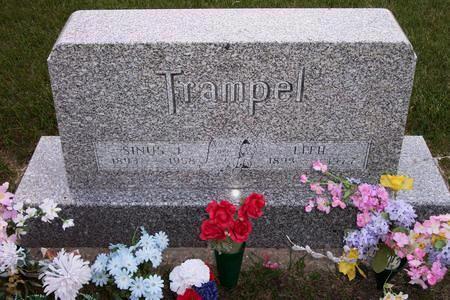 TRAMPEL, SINUS J. - Hamilton County, Iowa | SINUS J. TRAMPEL