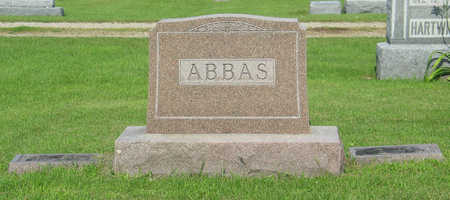 ABBAS, FAMILY MONUMENT - Hancock County, Iowa | FAMILY MONUMENT ABBAS