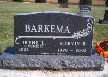 BARKEMA, MERVIN R - Hancock County, Iowa | MERVIN R BARKEMA