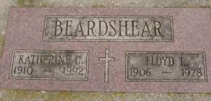 BEARDSHEAR, FLOYD L - Hancock County, Iowa | FLOYD L BEARDSHEAR