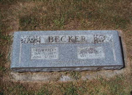 BECKER, GAIL - Hancock County, Iowa | GAIL BECKER