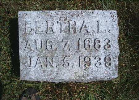 BETTIN, BERTHA L - Hancock County, Iowa | BERTHA L BETTIN