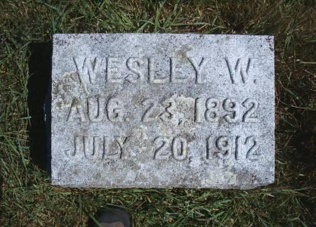 BETTIN, WESLEY W - Hancock County, Iowa | WESLEY W BETTIN