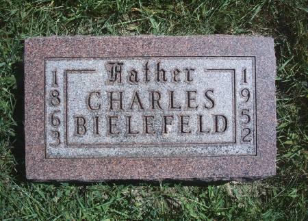 BIELEFELD, CHARLES - Hancock County, Iowa | CHARLES BIELEFELD