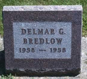 BREDLOW, DELMAR G - Hancock County, Iowa | DELMAR G BREDLOW