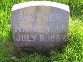 BUSICK, NANCY M - Hancock County, Iowa   NANCY M BUSICK