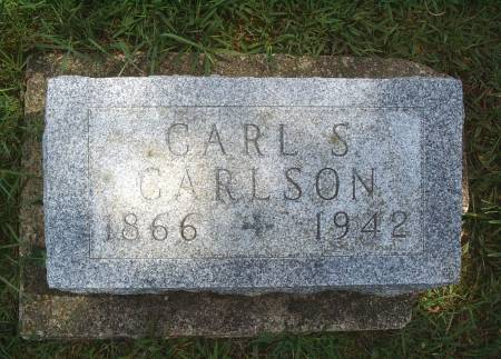 CARLSON, CARL S - Hancock County, Iowa | CARL S CARLSON