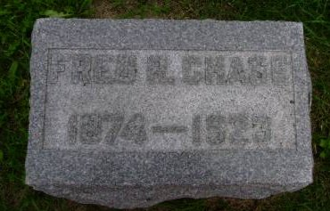 CHASE, FRED R - Hancock County, Iowa | FRED R CHASE
