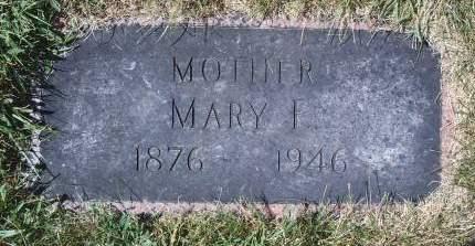 CHURCH, MARY E - Hancock County, Iowa | MARY E CHURCH