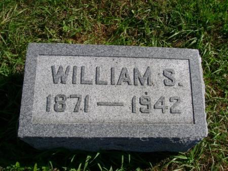 CUNNINGHAM, WILLIAM S - Hancock County, Iowa | WILLIAM S CUNNINGHAM