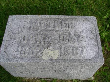 DAY, DORA - Hancock County, Iowa   DORA DAY