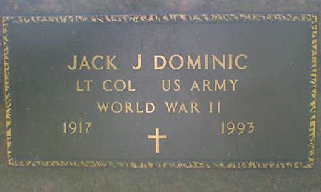 DOMINIC, JACK J - Hancock County, Iowa | JACK J DOMINIC
