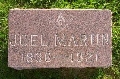 DOMINY, JOEL M - Hancock County, Iowa | JOEL M DOMINY