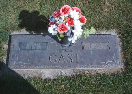 GAST, HERMAN - Hancock County, Iowa | HERMAN GAST